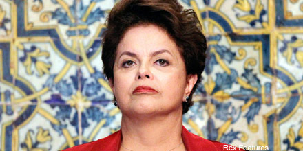 Brazil election latest: markets spurred by prospect of Dilma defeat