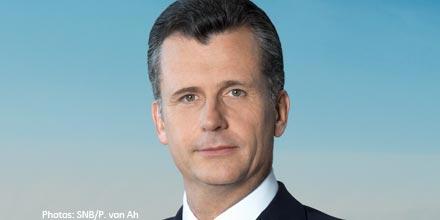 Former Swiss central bank governor joins BlackRock