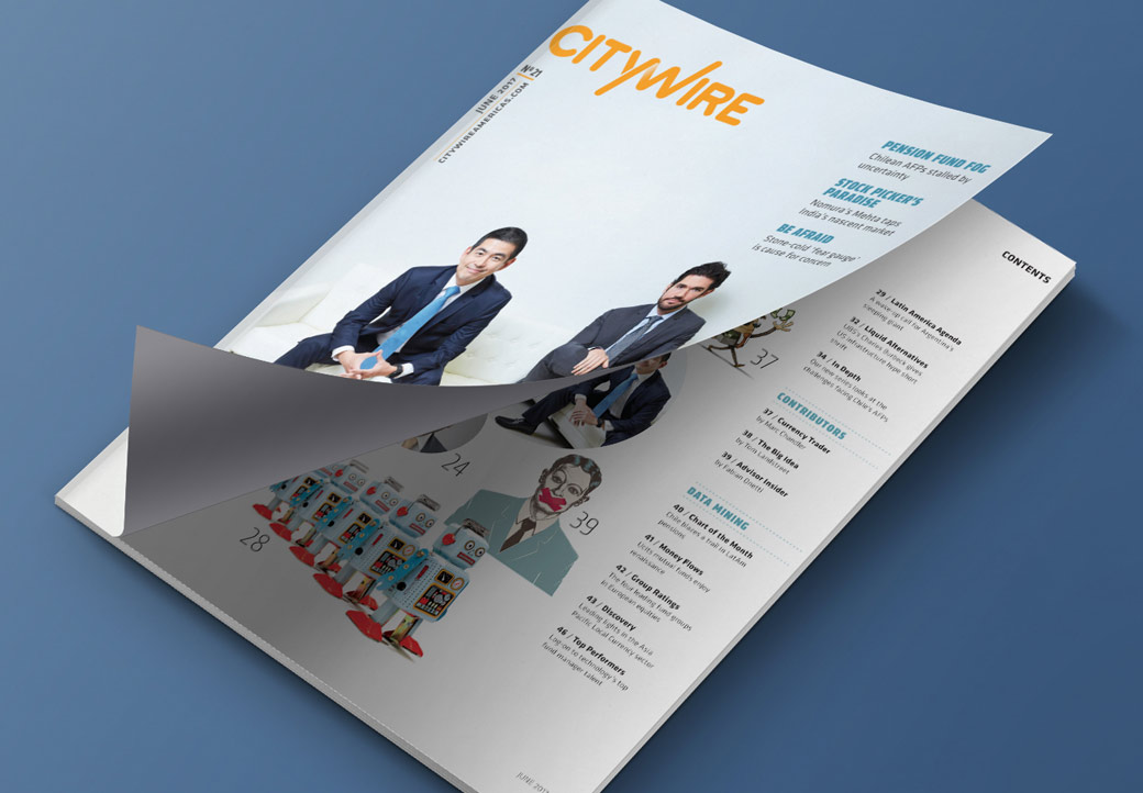 Citywire Americas Magazine Issue 21