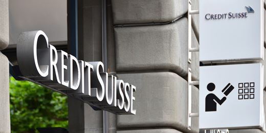 Credit Suisse reports 80% growth in pre-tax income year-on-year