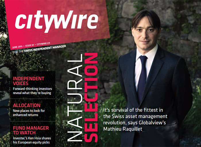 Citywire Swiss Indpendent Manager Issue 1