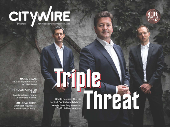 Citywire Swiss Indpendent Manager Issue 16