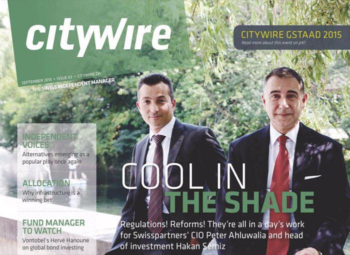 Citywire Swiss Indpendent Manager Issue 2