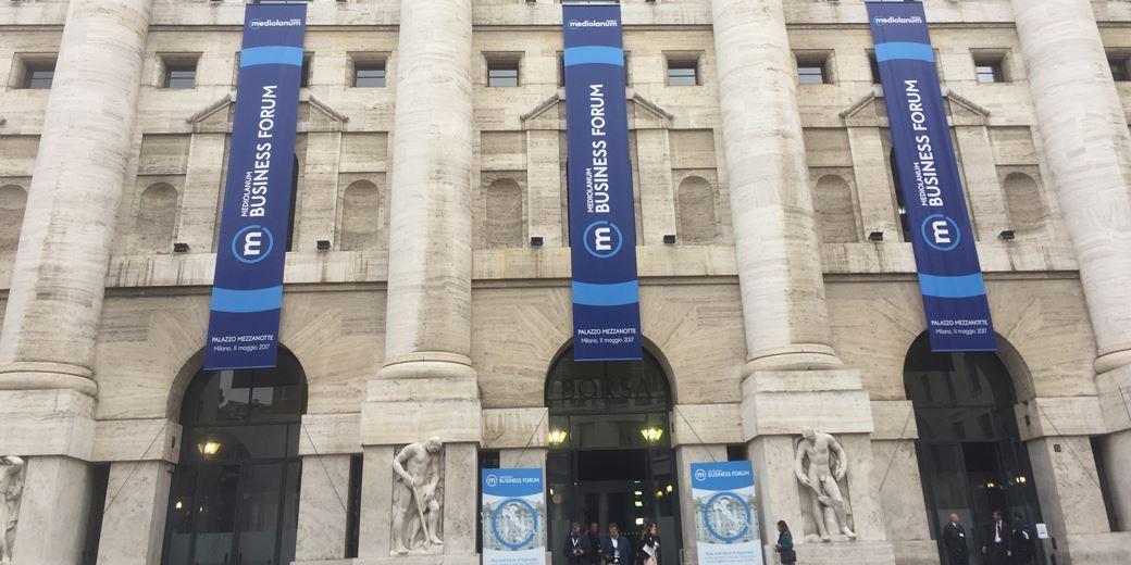 sezione speciale sito web per lo sconto nuovo di zecca Banca Mediolanum ottiene da Borsa Italiana la qualifica per ...