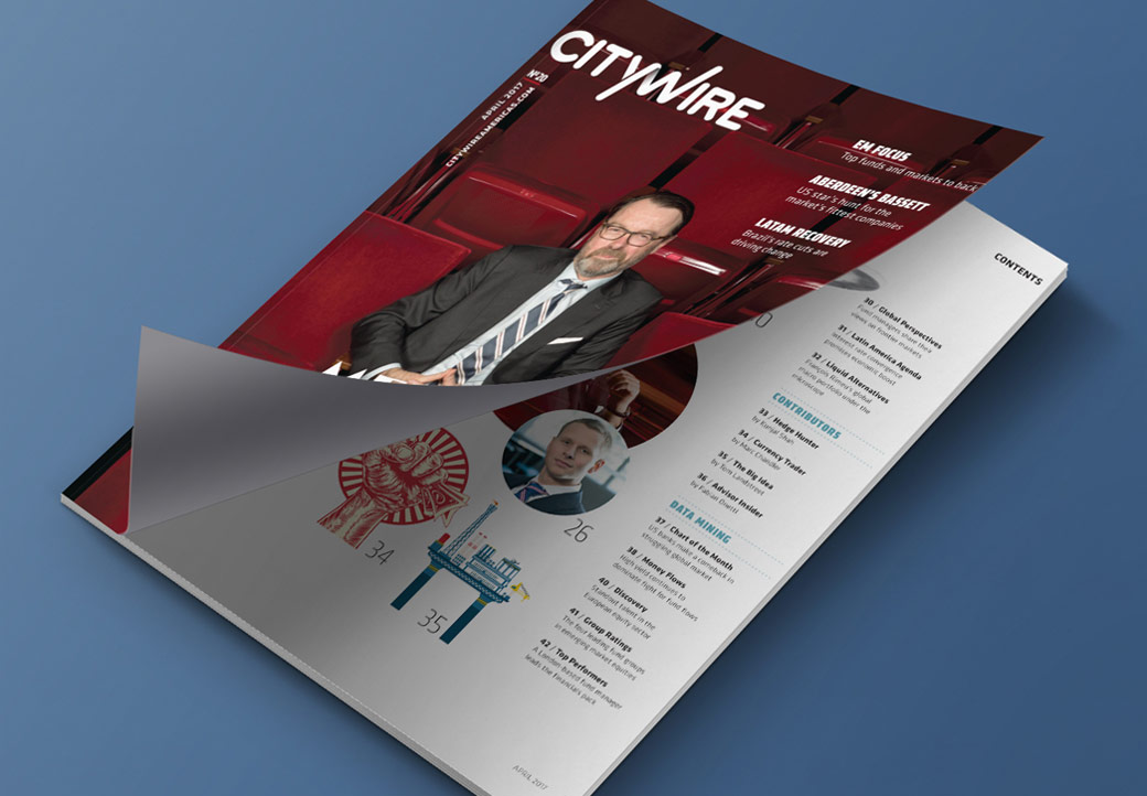 Citywire Americas Magazine Issue 20