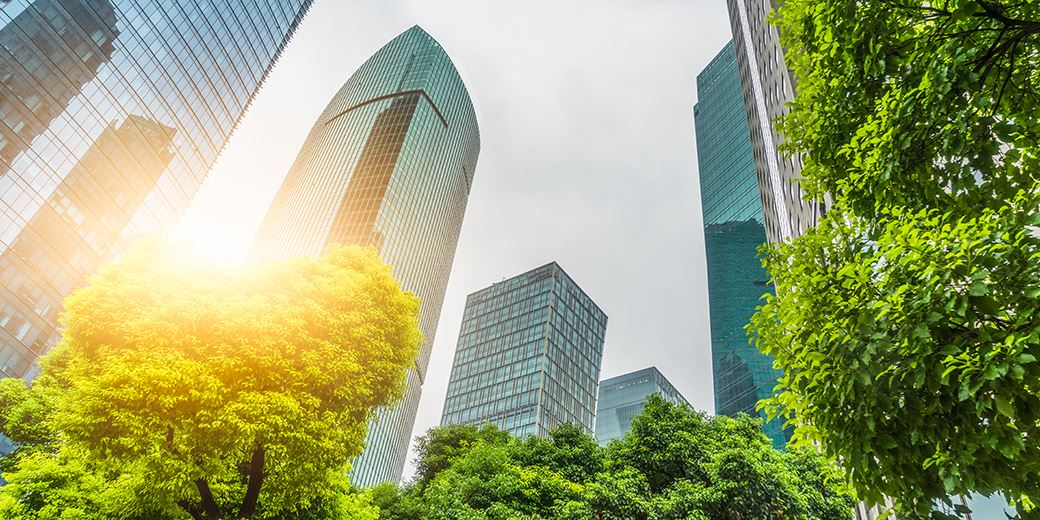Climate change concerns turn property funds green