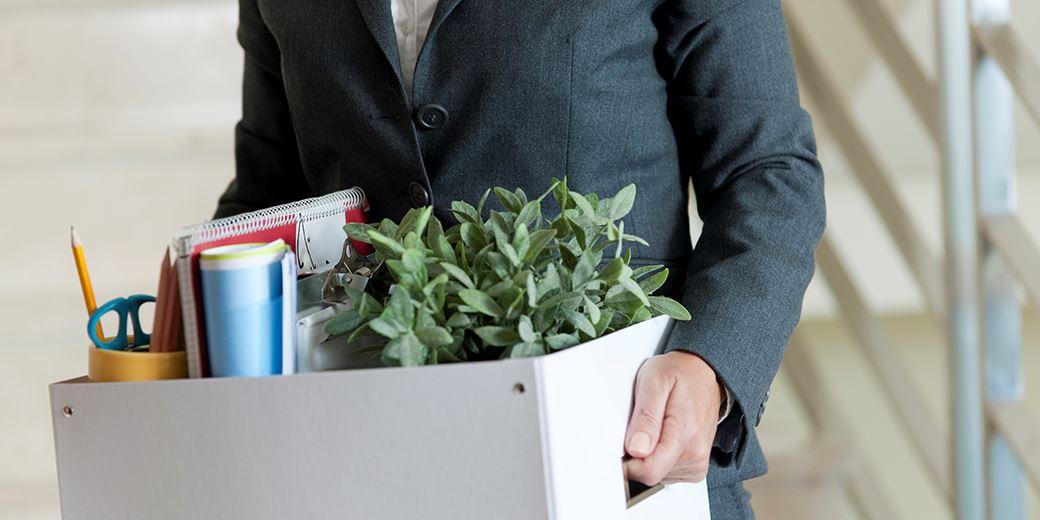 Asset Manager entlassen 10% der Mitarbeiter