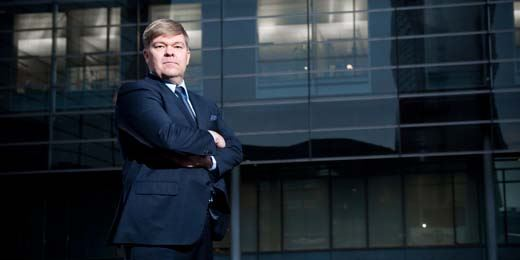 Stepping up the pace: the fast-changing portfolio of Ilmarinen's CIO