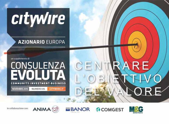 Citywire Consulenza Evoluta magazine Supplemento: Azionario Europa