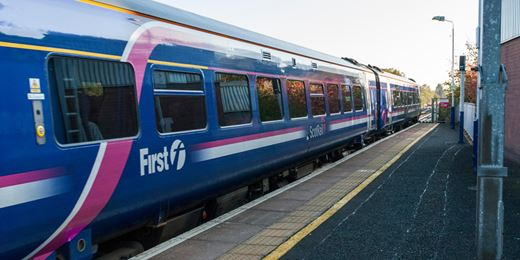 FTSE claws back Italy losses but FirstGroup slumps