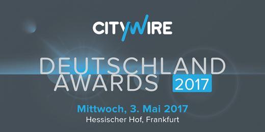 Citywire Deutschland Awards 2017: Das sind die Gewinner