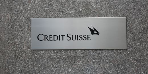 2018 year of the Chinese banks: Credit Suisse
