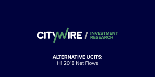 The 10 Alt Ucits managers taking in the most money over H1 2018