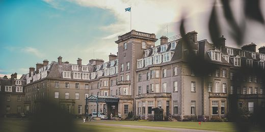 Citywire Scotland 2019: day one pictures from Gleneagles