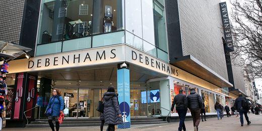Debenhams collapse: where next for UK retail stocks?