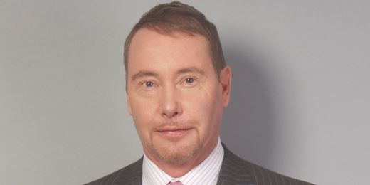 Gundlach gets gloomy; backs Tips and Trump
