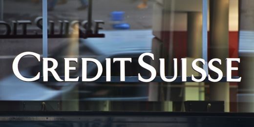 Credit Suisse PB fined in Hong Kong