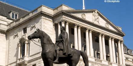 Bank holds rates firm but choked economy still in line for QE boost