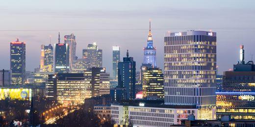 Why German pension funds buy skyscrapers in Warsaw