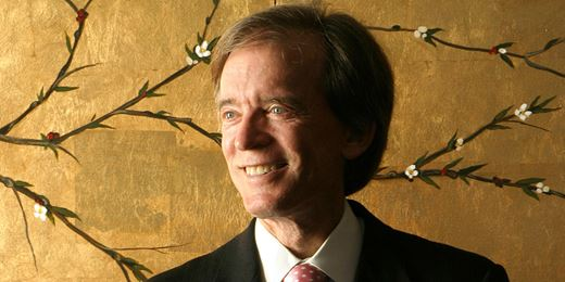 Bill Gross pulls $600m from his former Janus fund