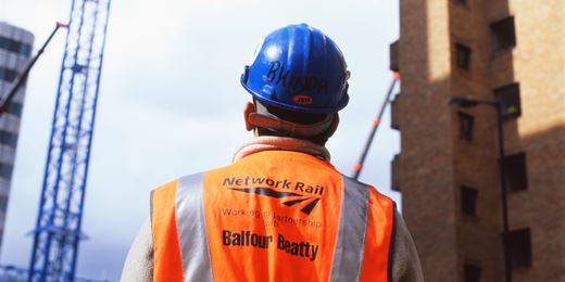 British Carillion liquidates business