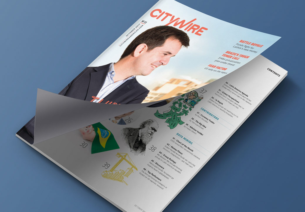 Citywire Americas Magazine Issue 23