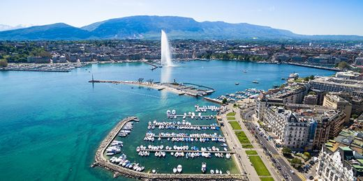 Geneva and Zurich private banks to merge