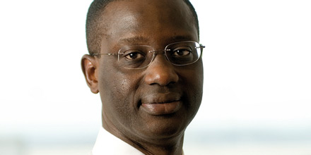 Credit Suisse's Thiam takes $4.68 million pay cut