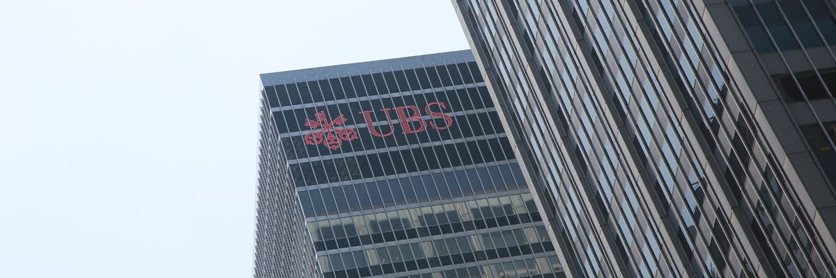 UBS reveals leadership line-up for merged wealth unit | Citywire