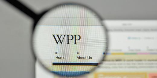 WPP leads FTSE rebound but Rightmove slides