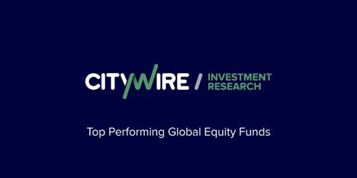 Top performing global equity funds