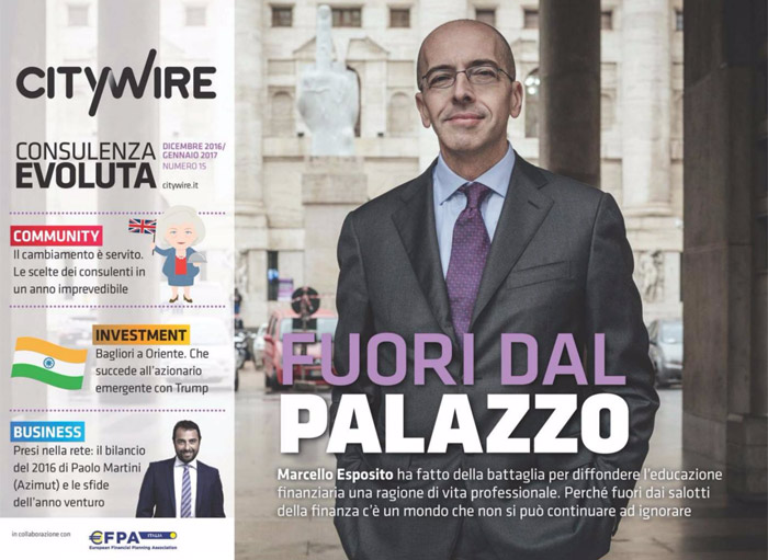 Citywire Consulenza Evoluta magazine Issue 15