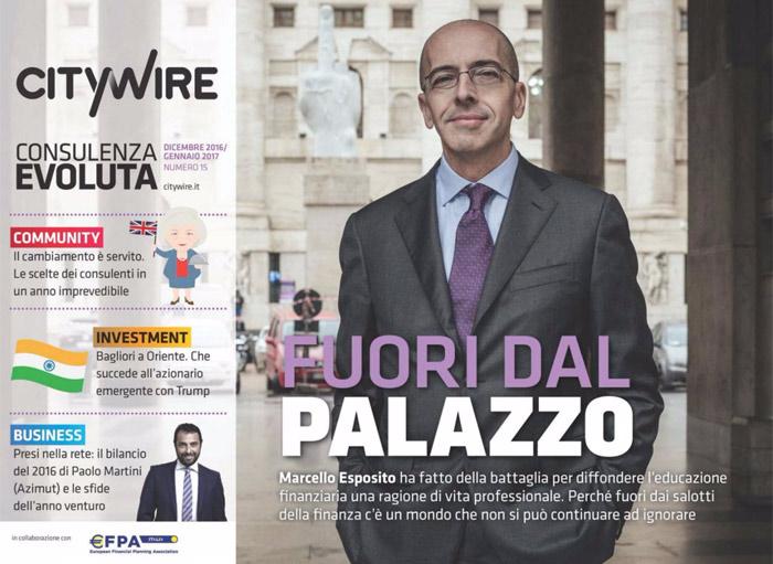 Citywire Consulenza Evoluta magazine