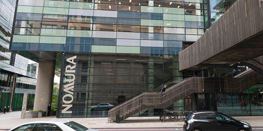 Nomura hires over 20 private bankers, investment advisors