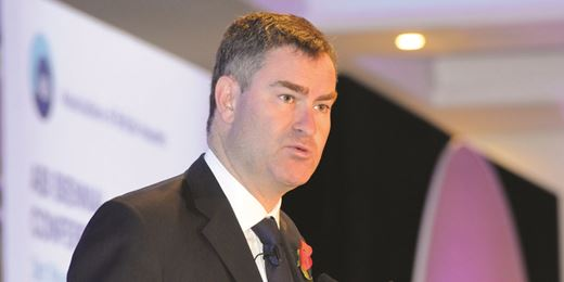 Work and pensions secretary Gauke: I will change pension system where necessary