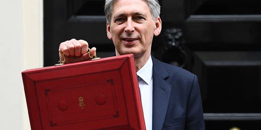 Gov't faces £2bn gap in budget after scrapping NICs rise