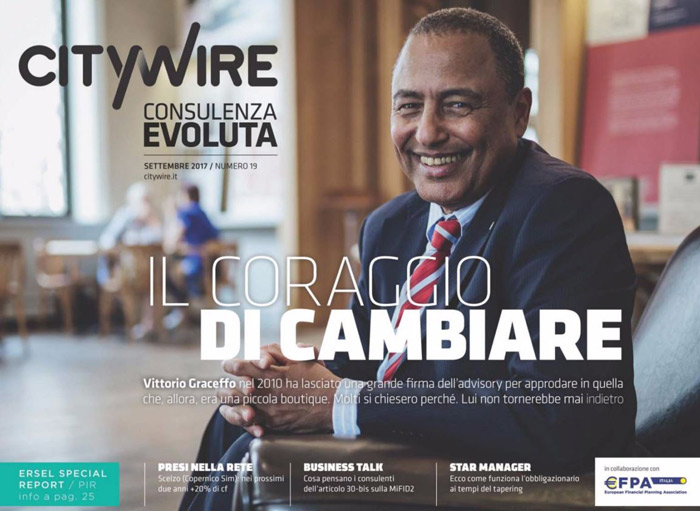 Citywire Consulenza Evoluta magazine Issue 19