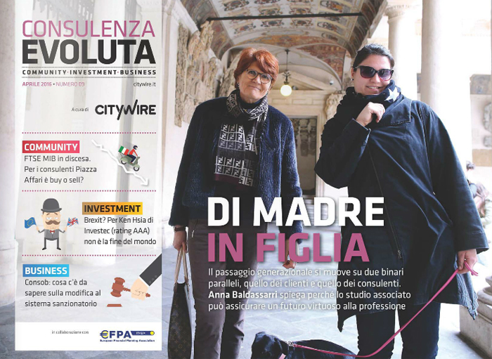 Citywire Consulenza Evoluta magazine Issue 9