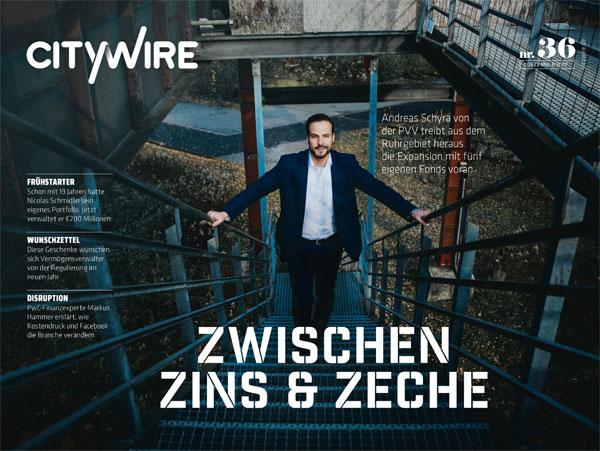 Citywire Deutschland Magazine Issue 36
