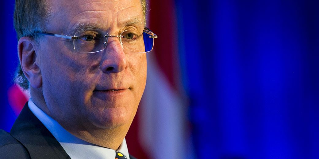Larry Fink: businesses have to repair the social contract