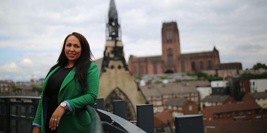 Prosperity's Craig earns Power Woman nod