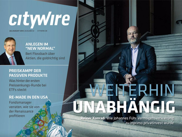 Citywire Deutschland Magazine Issue 2