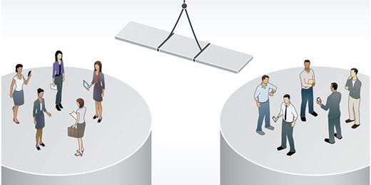 Retirement gender gap shrinks but it's still too wide