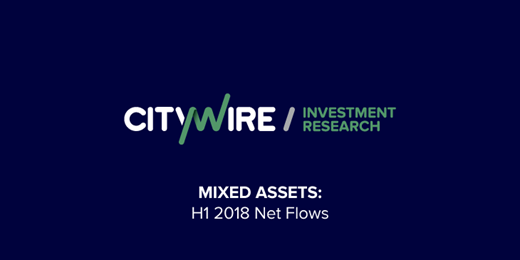 The mixed asset managers with the biggest H1 2018 inflows