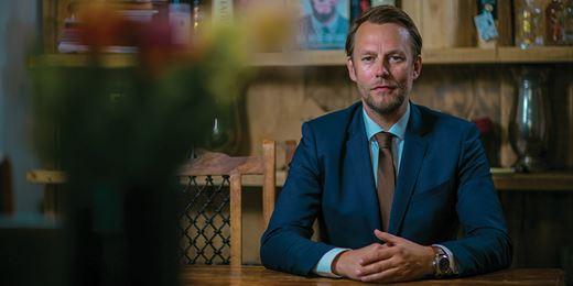 Im Portrait: Mark Bügers von der Rhein Asset Management