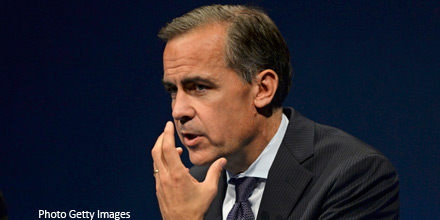 Did the MPC force Carney's hand on rates?