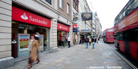 Santander sets aside another £20m for PPI redress