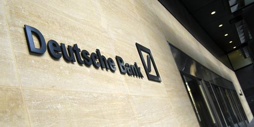 FTSE rebounds on Deutsche Bank relief
