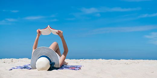 Page rustle! The books that NMA readers recommend this summer