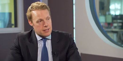 BlackRock Throgmorton: 'We want to own disrupters'